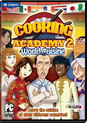 Cooking Academy 2: World Cuisine Cover