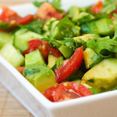 25 Favorite Healthy Cucumber Salads to Keep You Cool | Kalyn's Kitchen ...