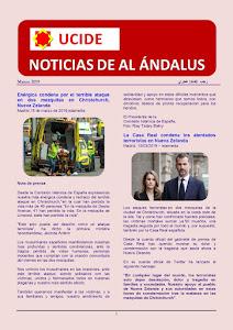 Noticias de Al Ándalus de marzo 2019