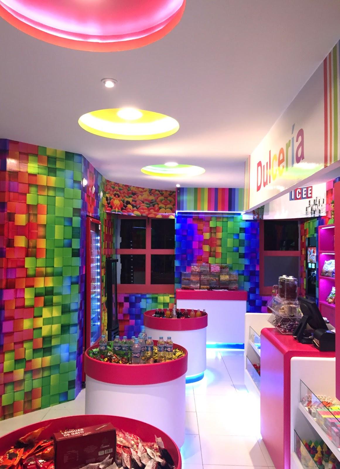 Dise o de locales comerciales m xico df dise o y - Diseno y decoracion ...