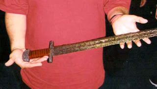 viking sword historical