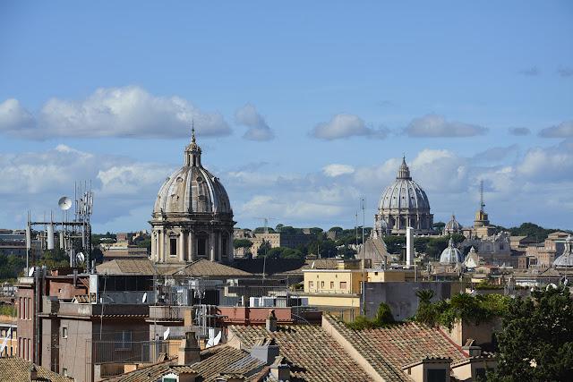 Prázdniny v Ríme - II. časť