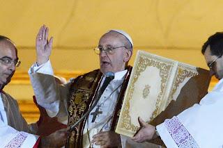 Primeiras Palavras do Papa Francisco