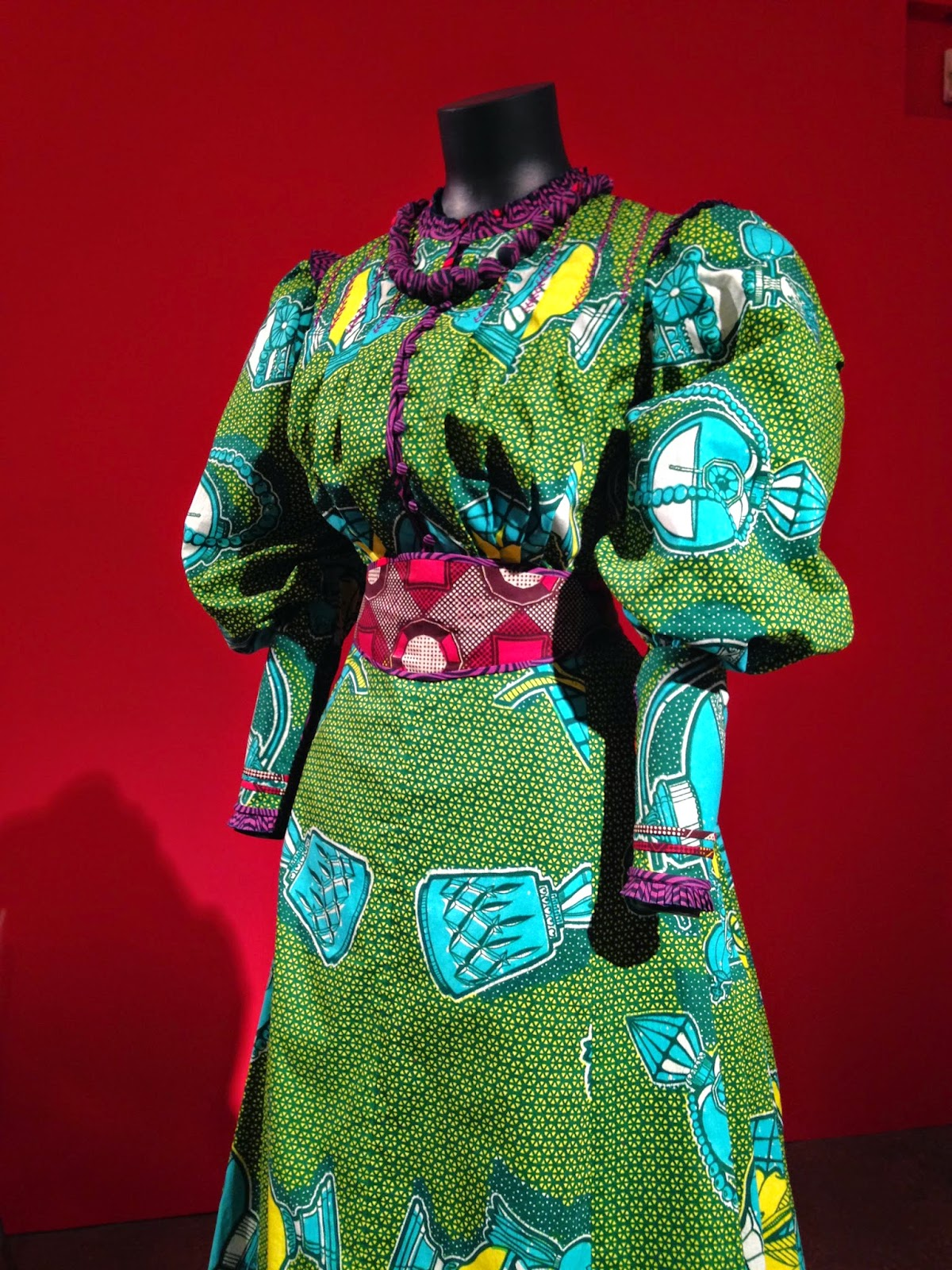 fredbutlerstyle: Thursday 26th Feb: Yinka Shonibare ...