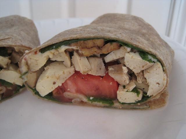 Veega Vegan Tofu Wrap
