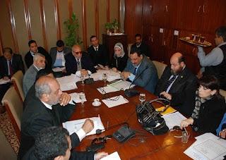 لجنة الشئون التشريعية والدستورية بمجلس الشعب