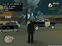 GTA San Andreas Snow Mod - screenshot 24