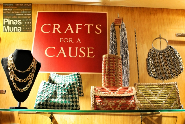 Crafts for a Cause by Kultura Filipino