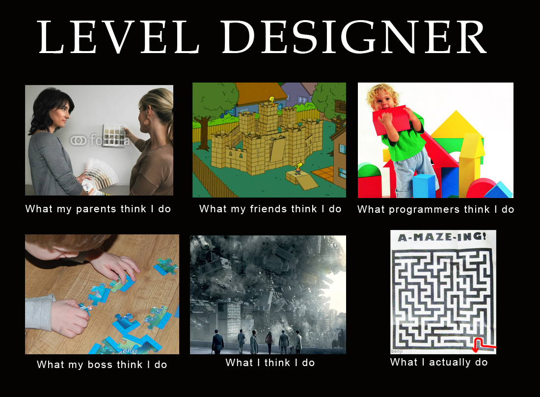 Level Designer   Level Designer March 2012