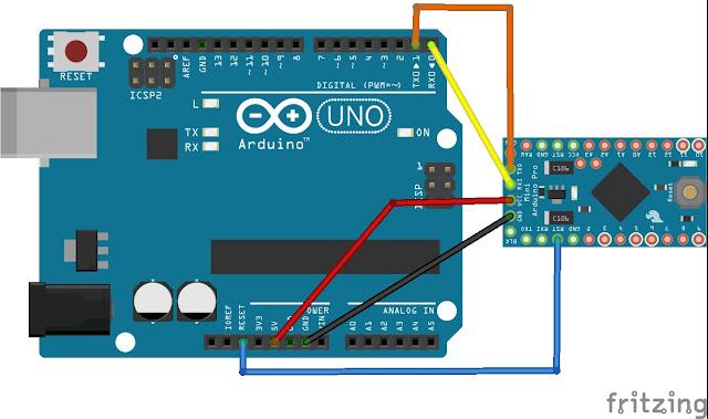 Amazoncom: Arduino Pro Mini 328 - 5V/16MHz