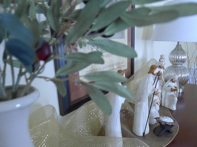 Nativity Scene Easy Christmas Decorating