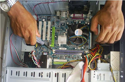 Trouble Shooting pada CPU