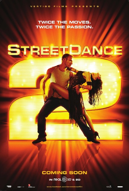 Filme Poster StreetDance 2 DVDRip XviD & RMVB Legendado