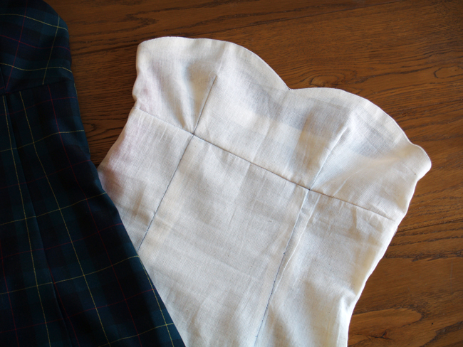 Tutorial DIY: vestido palabra de honor con escote corazón   Dare to ...