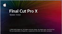 Final Cut Pro X v10.0.8