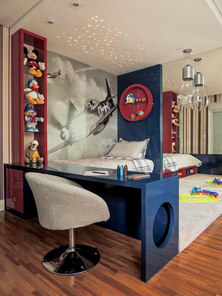 5 opciones para la decoraci n de las habitaciones de los for Opciones para decorar un cuarto