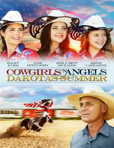 Ver Cowgirls and Angels 2: Dakota's Summer (2014) Online