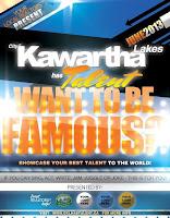 image Kawartha Lakes Has Talent Banner