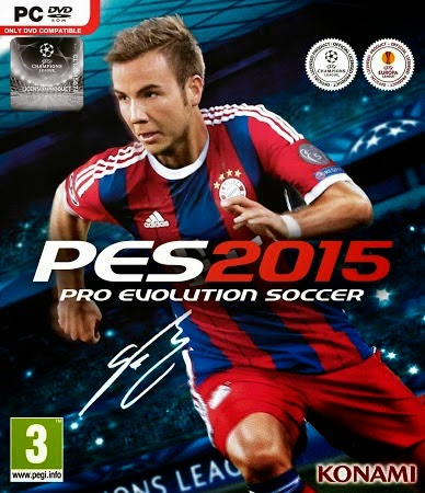 Download Pro Evolution Soccer 2015 Terbaru Full