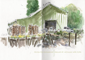 Two New Summer Sketching Workshops July 9 & Aug 21