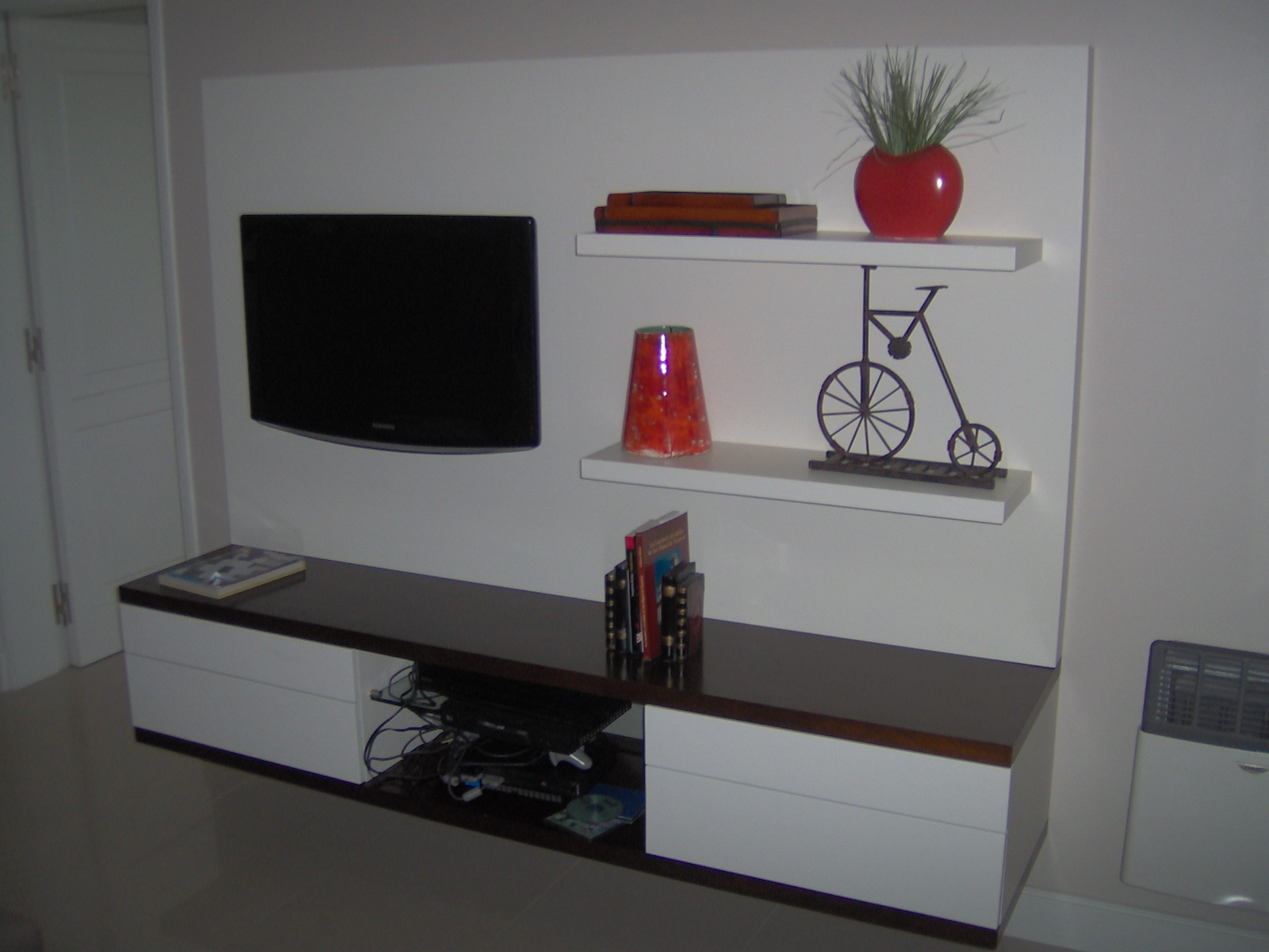 Muebles para televisores pantalla plana great latest mesa - Muebles para televisiones planas ...