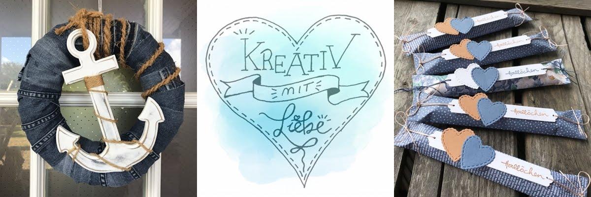 Kreativ mit Liebe!