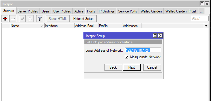 Cara Mudah Bangun Hotspot dengan Mikrotik ~ Tech to Network