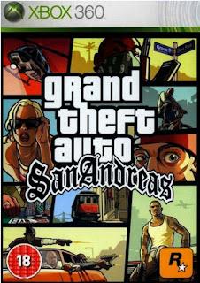 Grand Theft Auto San Andreas Rf - XBOX360