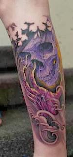 Dicas de desenhos de caveira para tatuar
