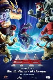 Ver AAA, la película: Sin límite en el tiempo Online