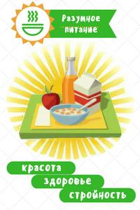 Уроки  разумного  питания
