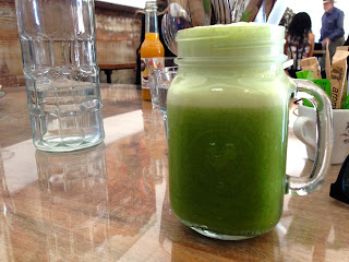 Ungaro Raw, Rozelle - Sydney - Green juice