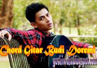 Lirik Lagu dan Chord Gitar Budi Doremi 123456