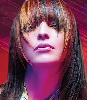 long edgy hair style with bangs long edgy hair style with layers long ...