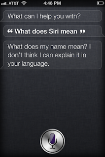 Siri: What does Siri mean?