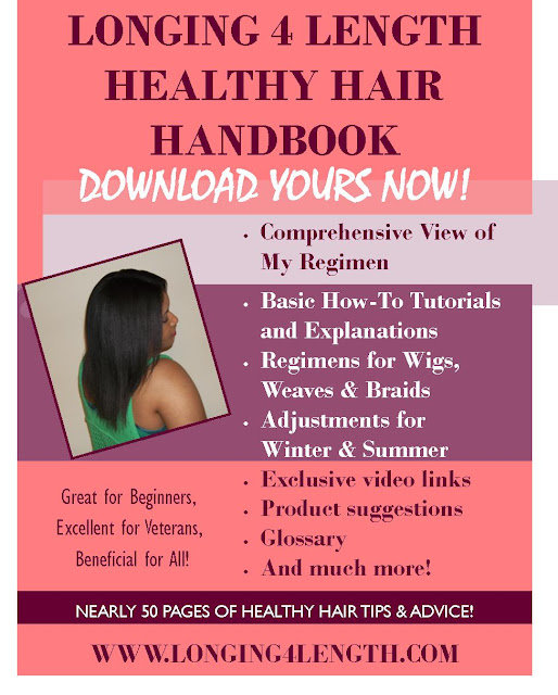 L4L Healthy Hair Journey Handbook