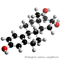 Молекула эстриола