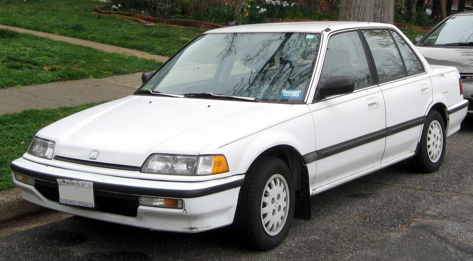 Info autos honda civic y sus cambios for Honda civic 1988