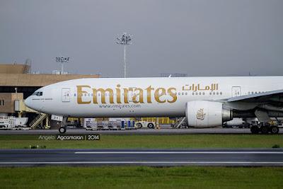 emirates clark