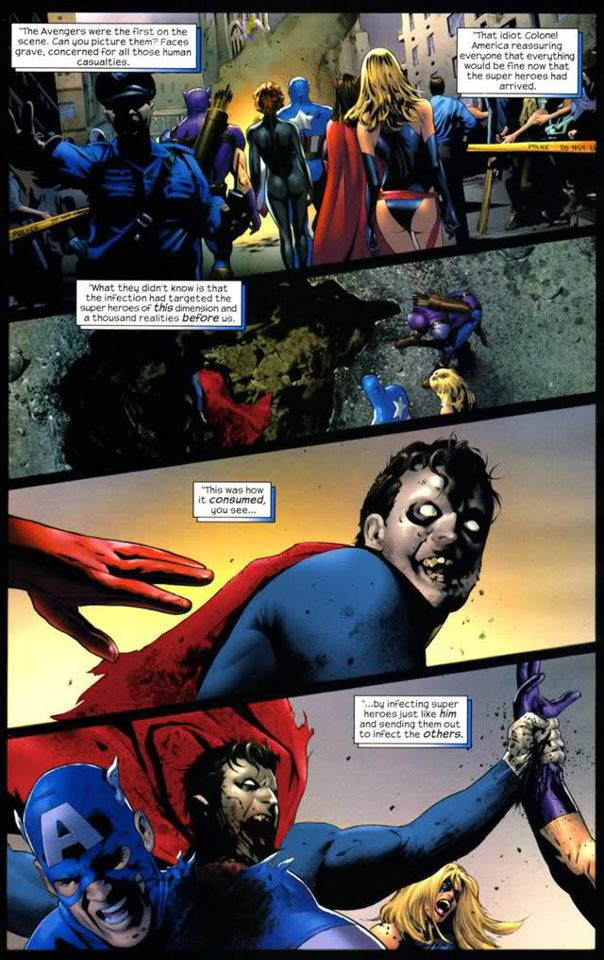 """anybody can be a superman Superman might as well have yelled: """"your mum"""" and flown off doesn't batman  wonder why superman is pissed with him and vice versa."""