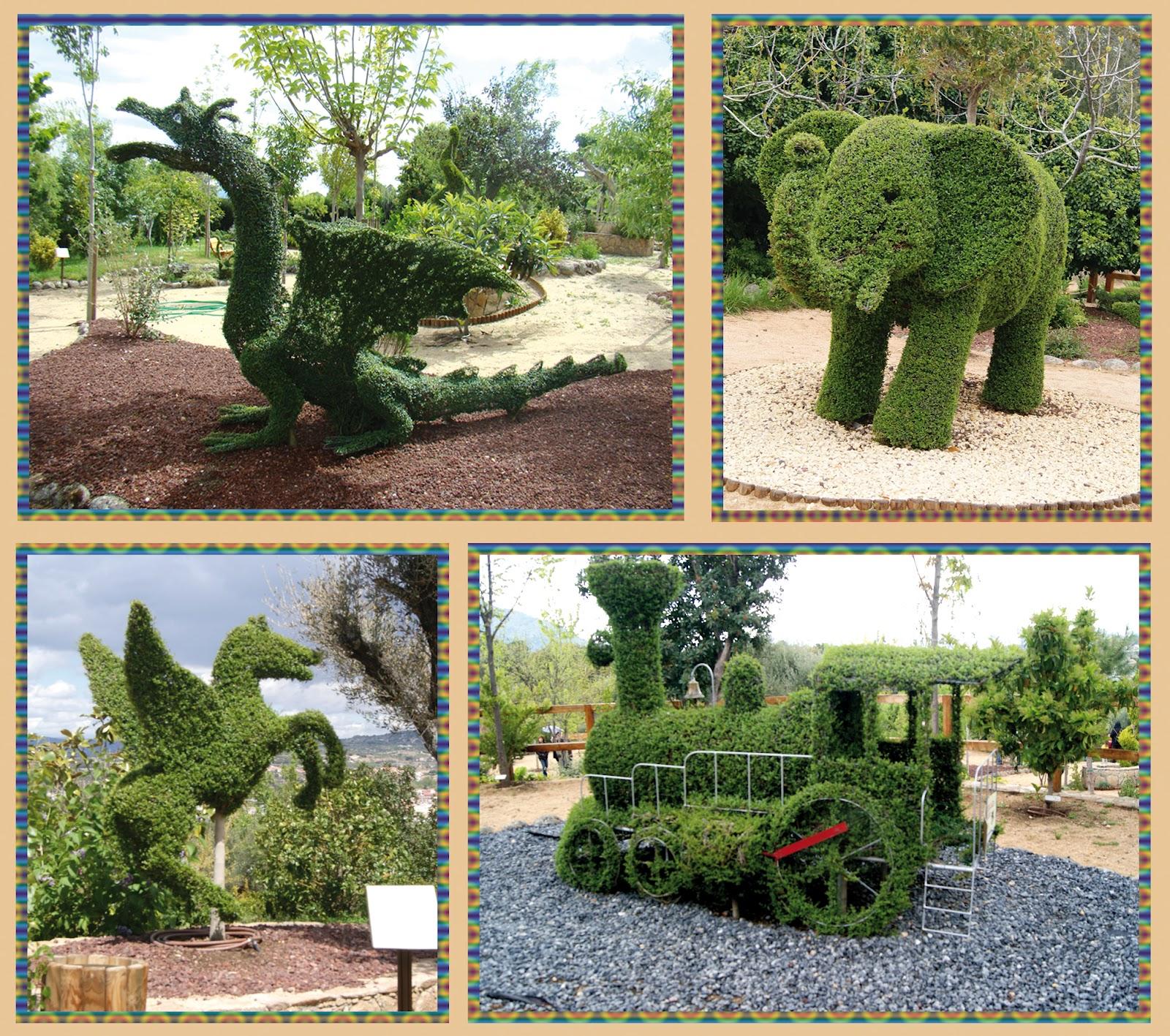 Camarus la comarca el bosque encantado - Jardin encantado madrid ...