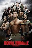WWE ROYAL RUMBLE (2014)
