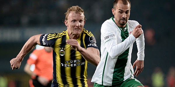Fenerbahçe Bursaspor Maçı