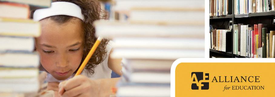 Alliance for Education Community Blog