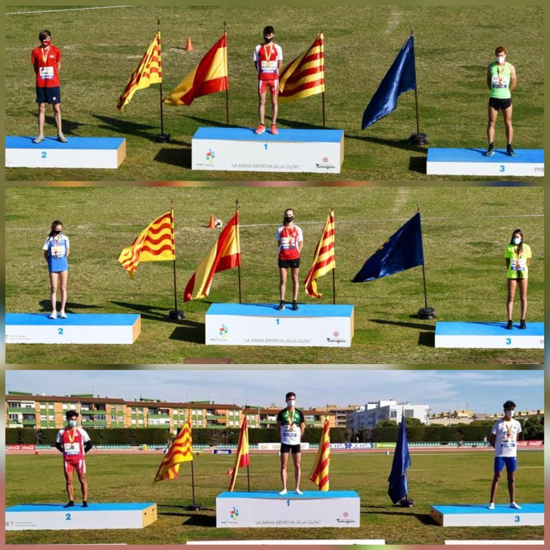 Campionat d'Espanya Sub18 2020