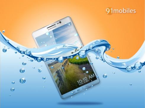 Samsung Galaxy S5 Böyle Olacakmış!