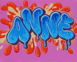 graffiti styles alphabet