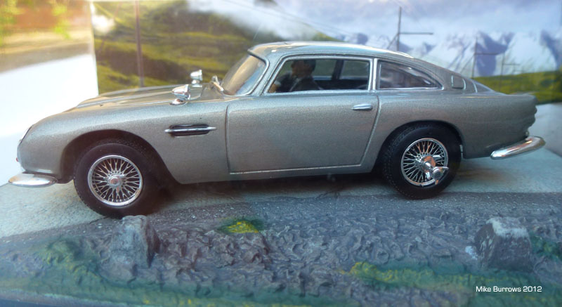 With The Release Of Skyfall And The Heralded Appearance Of The Iconic Aston  Iu0027m Already Checking The Corgi Website   I Want To Buy, Mr Bond!
