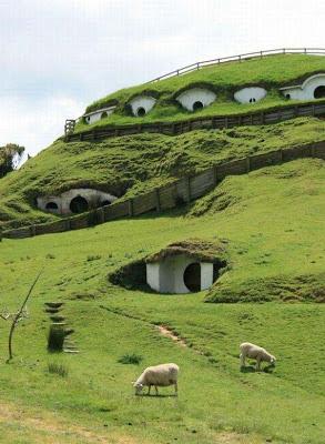 قرية الهوبيت - نيوزلندا
