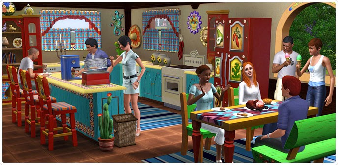 Download Game The Sims 3 Full Version Terbaru Single Link